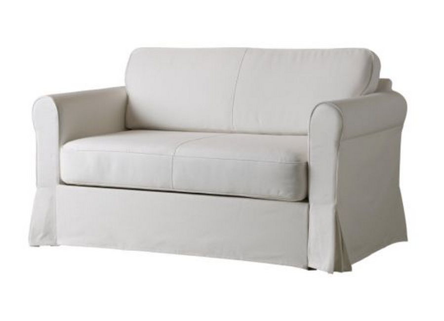 White Sleeper Sofa