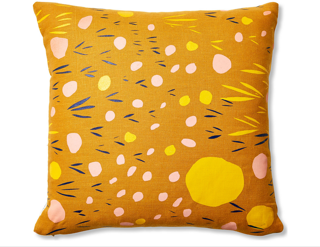 Pebbles Linen Pillow