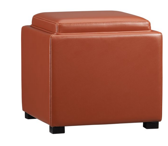 Fabulous Top 8 Modern Leather Ottomans With Storage Cute Furniture Ncnpc Chair Design For Home Ncnpcorg