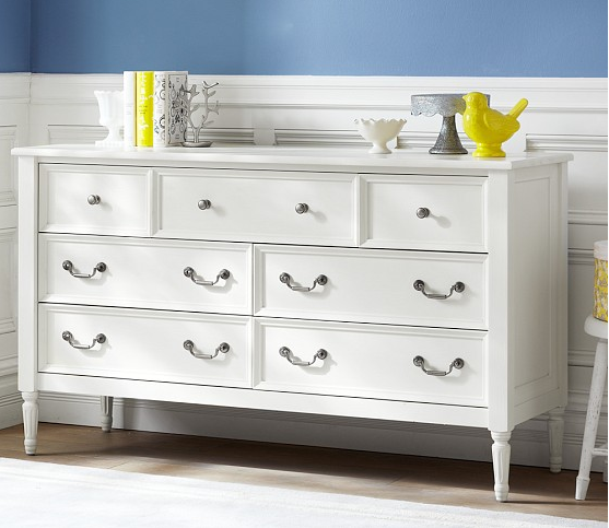 White Dresser For Girl
