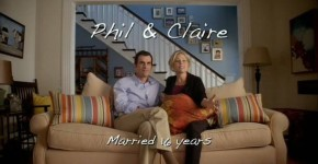 Modern Family Phil and Claire
