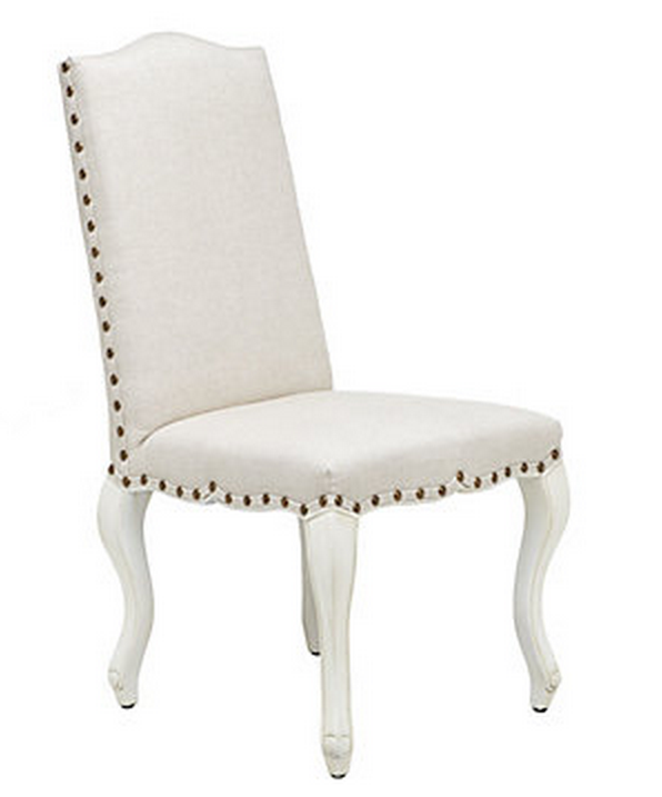 Top 8 classic timeless dining room chairs cute furniture for Cute white chair