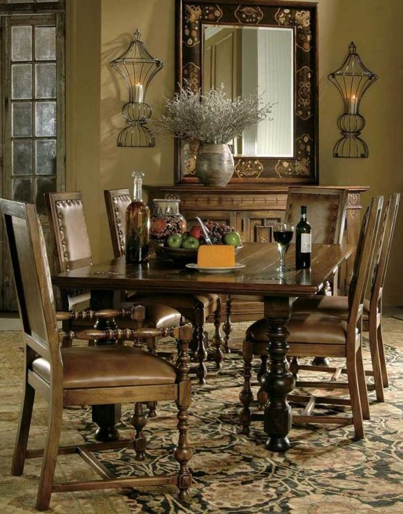 most expensive dining room table sets in usa