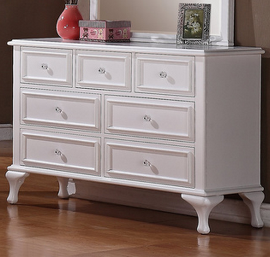 7 Cute White Dressers For Girls Room - Cute Furniture