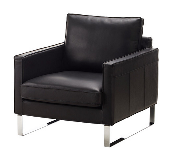 Leather Black Chair