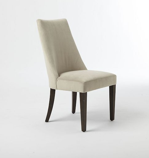 Casual dining room chair