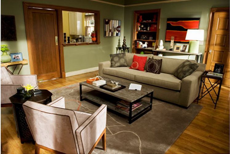 Decorate Your Home In Modern Family Style Mitchell And