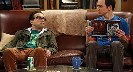 TBBT Sheldon and Leonard