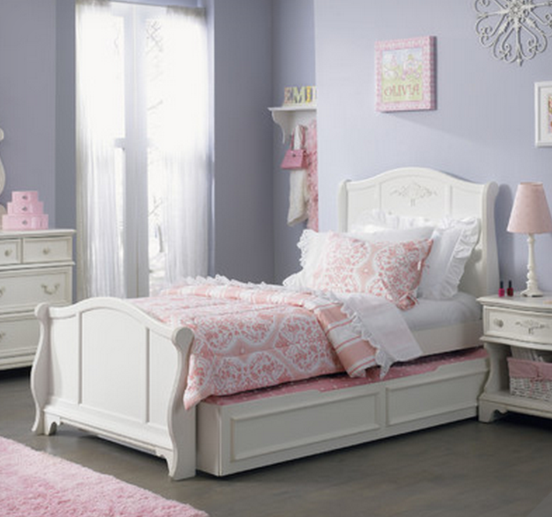 Top 7 Cutest Beds For Little Girls Bedroom
