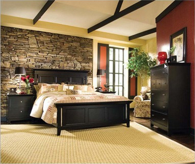 Top 10 Beautiful Black King Size Beds - Cute Furniture