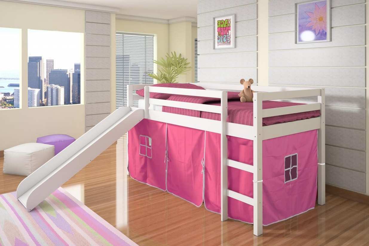 swanky loft enthralling twin furniture bed bunk ideas kids then for beds metal girl nice teens bedroom girls stairs ah also teenage
