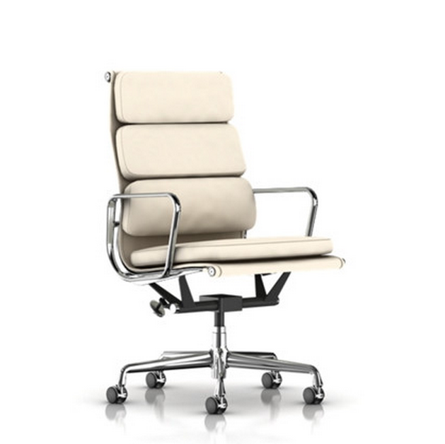 Beautiful White Office Chair