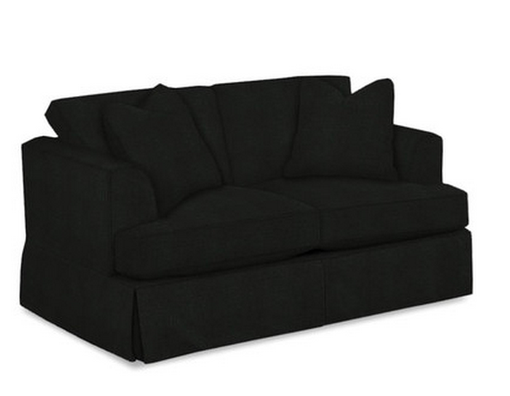 8 most beautiful loveseats for small spaces cute furniture Small white loveseat