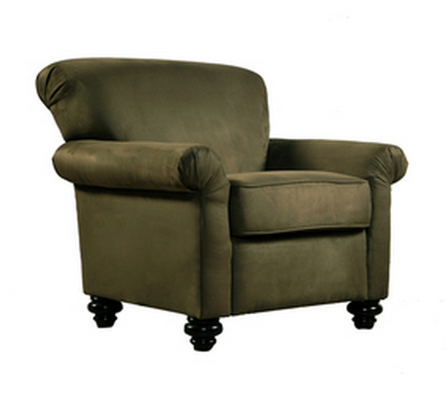 Central perk Green Chair