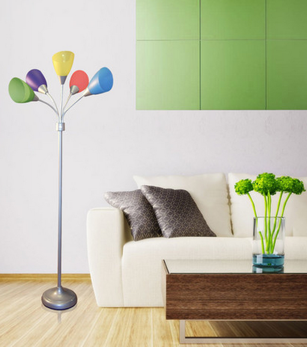 Kids Room Floor Lamp: 7 Beautiful Floor Lamps For A Kids Room