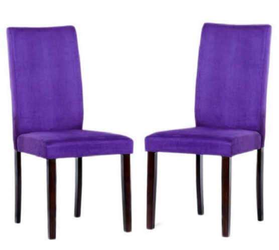Purple Tiffany Dining Chair