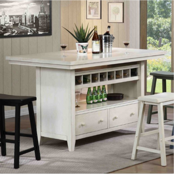 Kitchen Island Furniture: Top 7 White Kitchen Islands