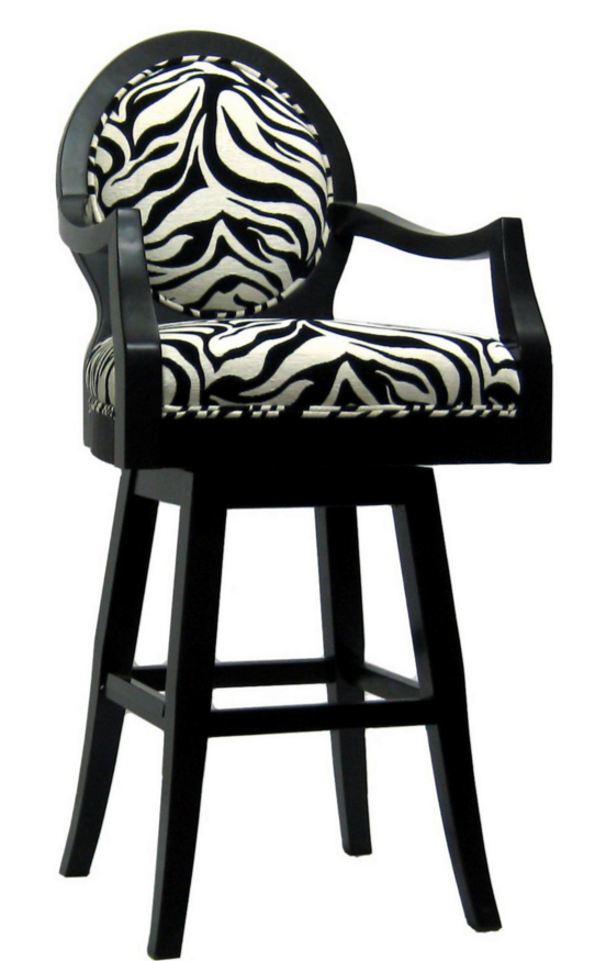 Decorate Your Home With Zebra Print Furniture And Decor