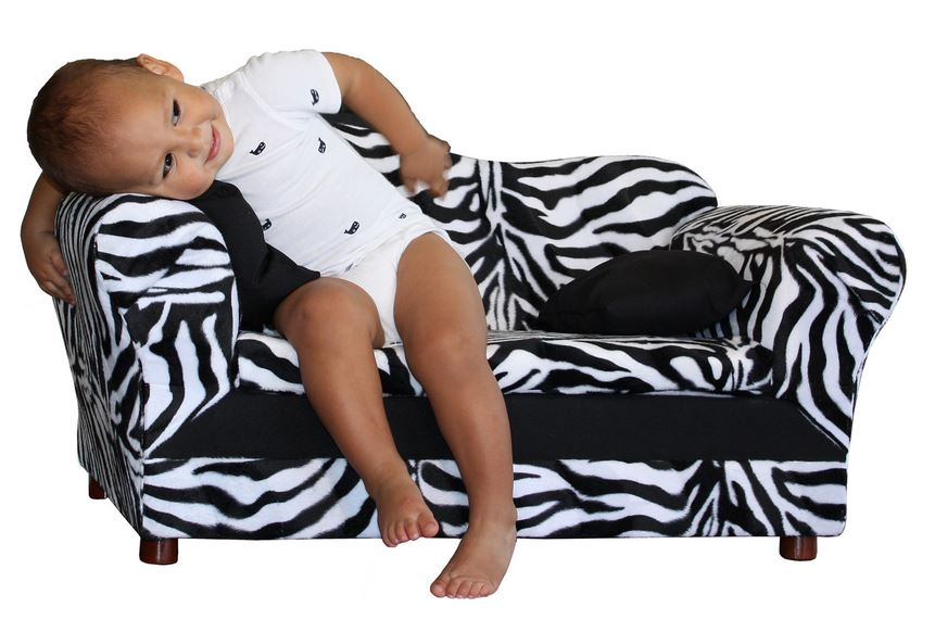 decorate your home with zebra print furniture and decor - cute