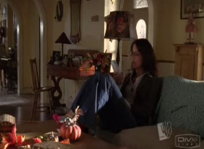 Living Room Gilmore Girls