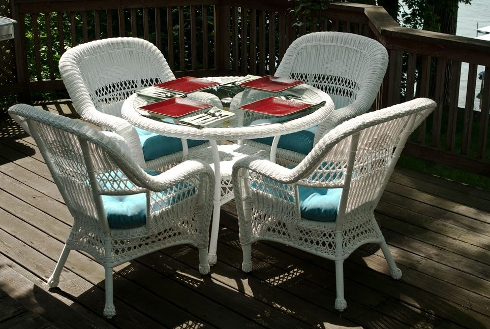 Coastal outdoor Dining Set