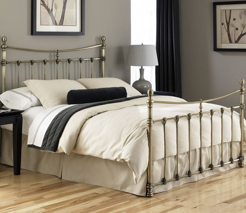 Fashion Bed Group Metal Bed