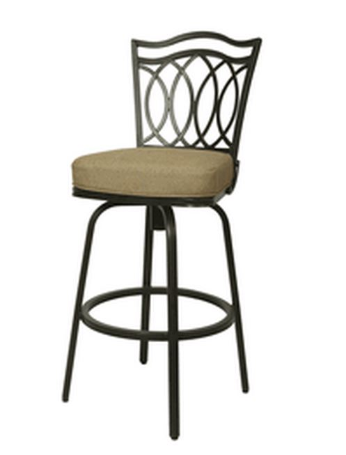 Westport Outdoor Swivel Barstool