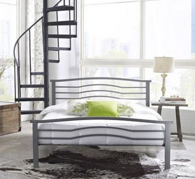 Modern Metal Bed Frames 7 beautiful metal queen size beds - cute furniture