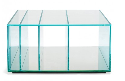 Modern Creative Glas Italia Coffee Table