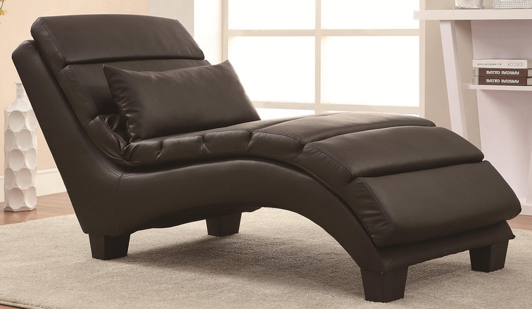 Decorate your office in harvey specter style suits for Bonded leather chaise