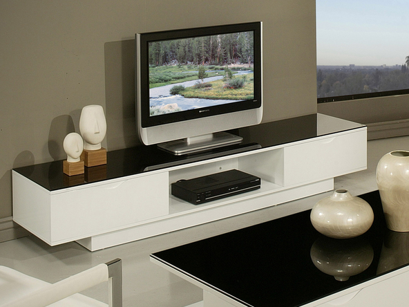 7 white tv stands for your living room cute furniture. Black Bedroom Furniture Sets. Home Design Ideas