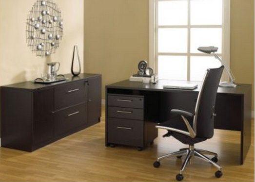 Small Office Suite - Black