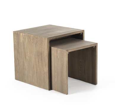 Nesting End Table By Zentique