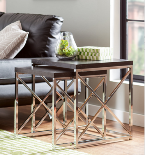 Nesting tables industrial