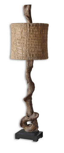 Drtftwppd Buffet Table Lamp