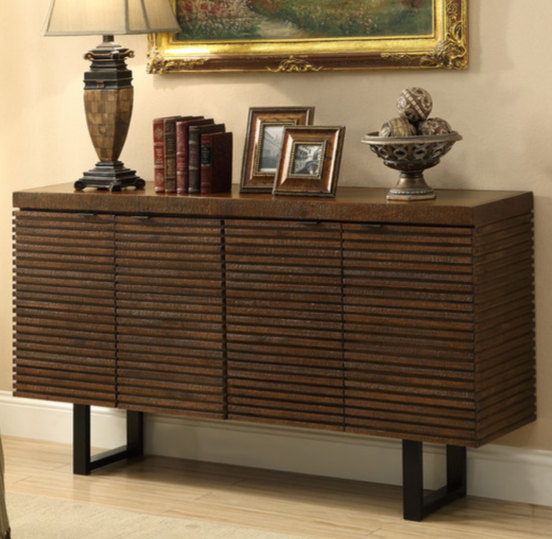 Rustic Wooden Credenza by  Coast to Coast Imports