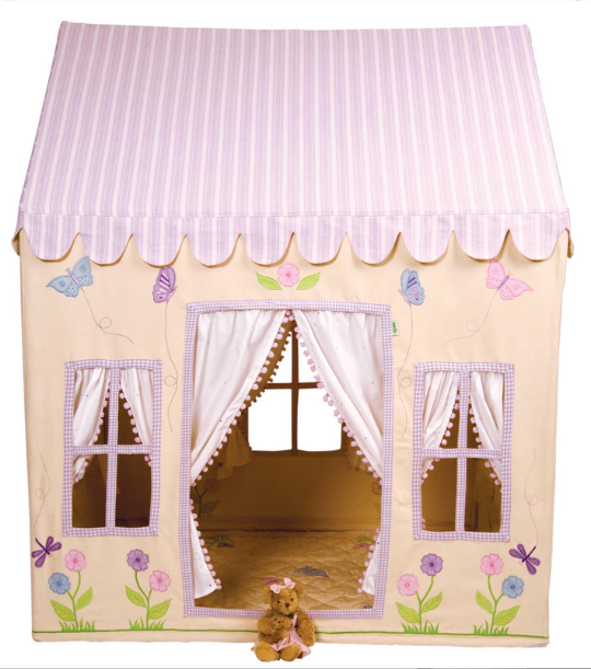 Cottage Playhouse for a girl