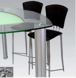 Chitanly Imports Modern Bar Stool