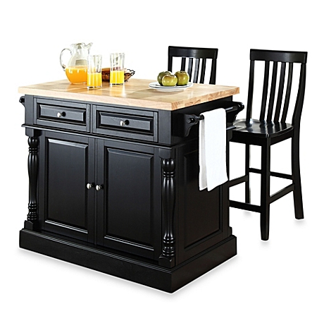 Top 7 Black Kitchen Islands Cute Furniture