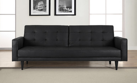 8 Black Convertible Sleeper Sofas For Your Living Room ...