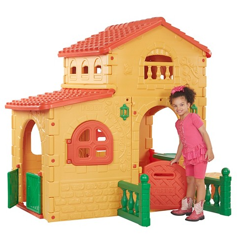 Country Playhouse for a Girl