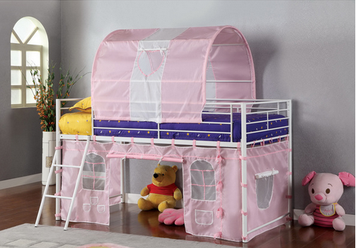 Furniture of America Pink Playhouse