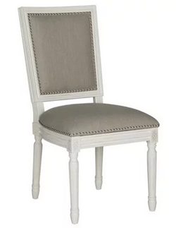Lucy Light Gray Dining Chair