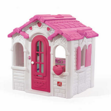 Pink Playhouse For a Girl