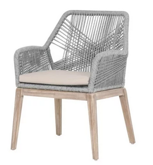 Weaver Gray Dining Chair