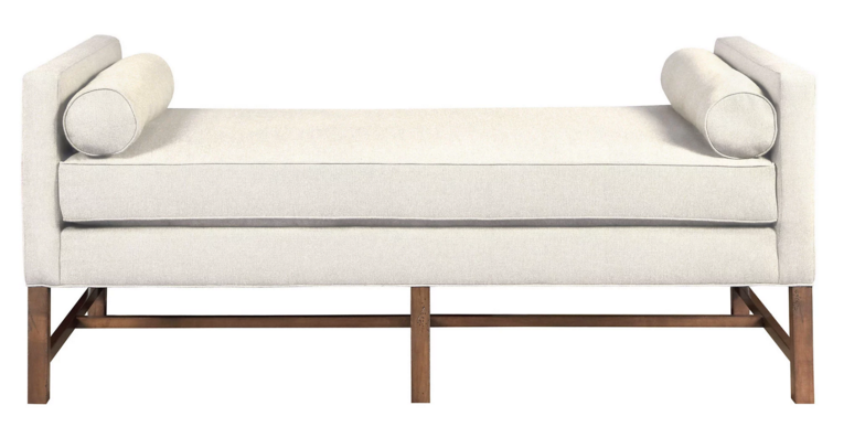White Day Chaise Lounger