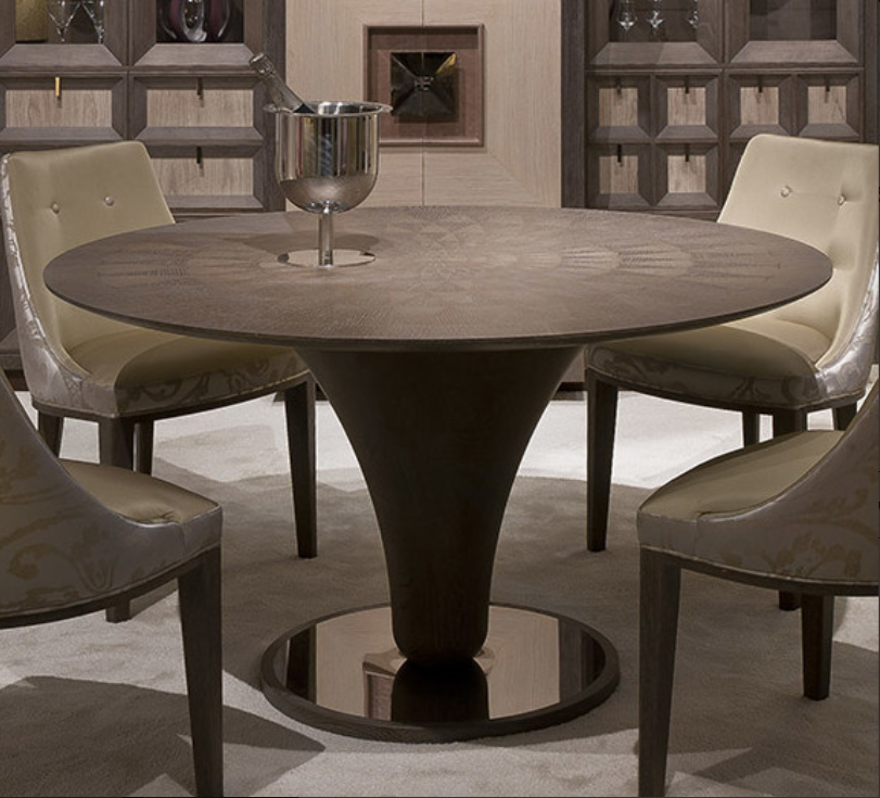 Dining Table Rollins Dining Table: 8 Most Expensive Dining Room Table Sets In USA