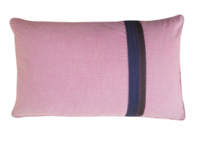 Pink Decorative Pillow For A Little Girl