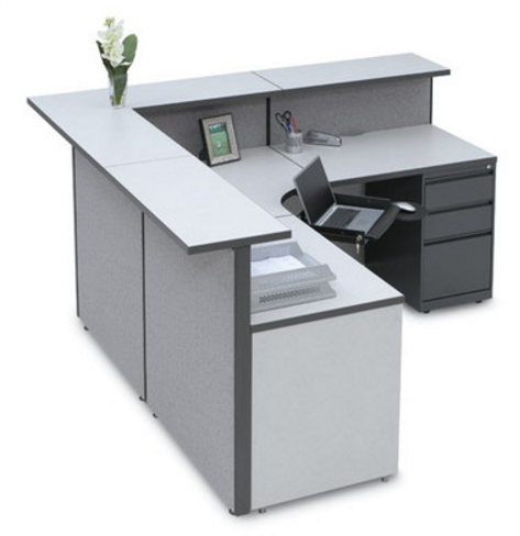 Top 7 Ultra Modern Reception Desks - Cute Furniture