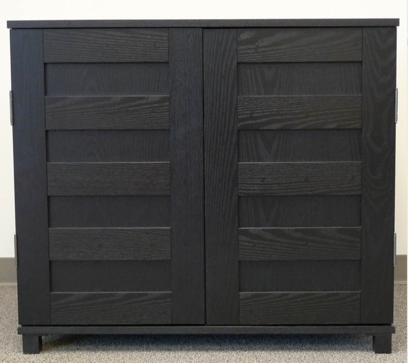 Black Office Storage Cabinet Storage